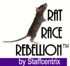 Rat Race Rebellion by Staffcentrix