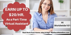 Earn Up to $20%2FHr. (1)