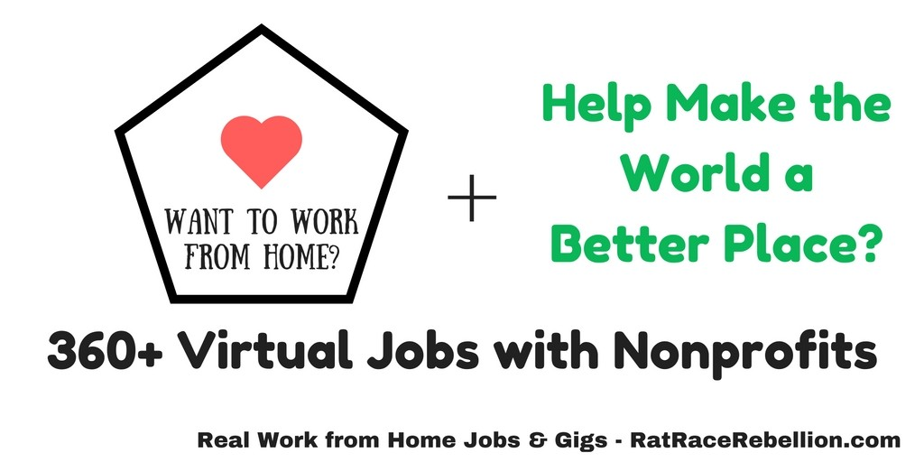 Want to Work from Home-