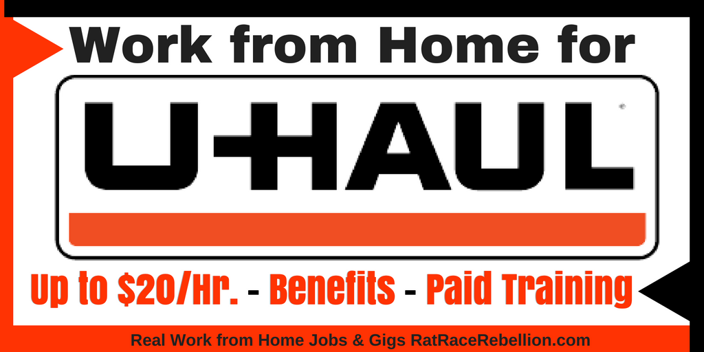 Work from Home Jobs With (1)