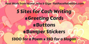 Earn Cash Writing Greeting Cards
