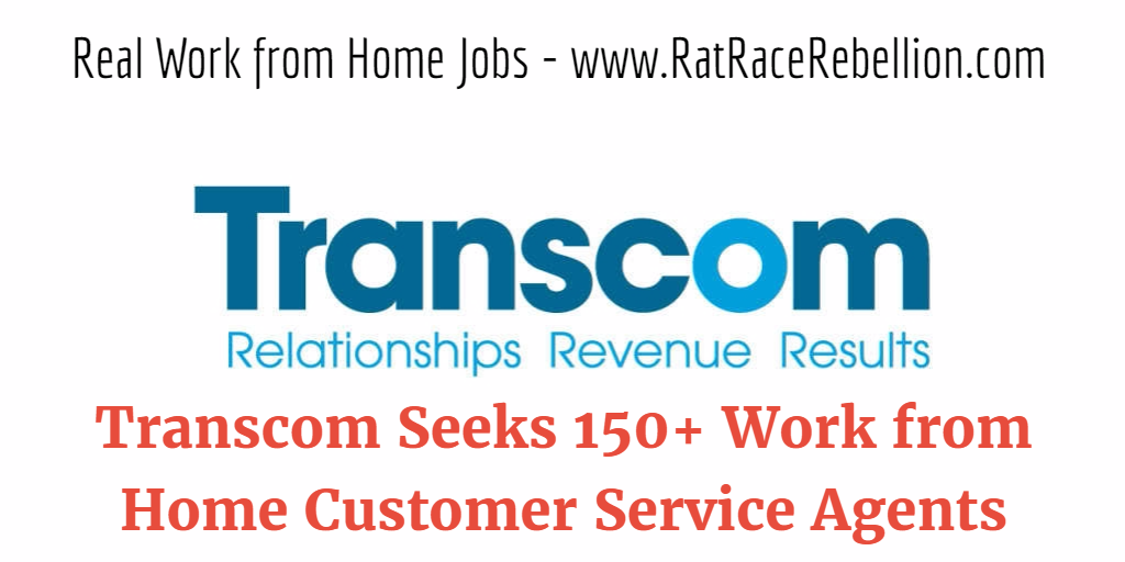 work from home customer service jobs transcom seeks 150 work from home tech support customer 12297