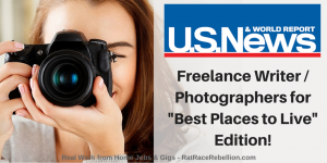 Freelance Writer _ Photographers for _Best Places to Live_ Edition
