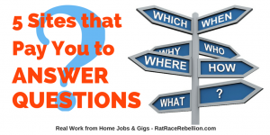 Real Work from Home Jobs & Gigs - RatRaceRebellion.com(4)