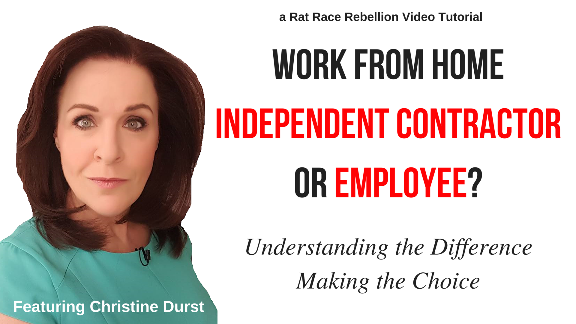Independent Contractor vs Employee