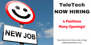 TeleTech NOW HIRING