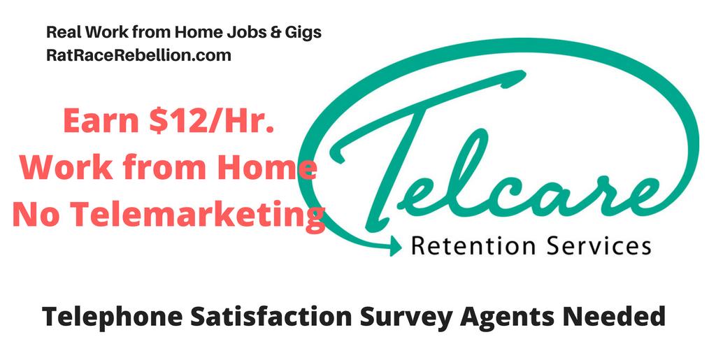Work from home jobs taking surveys