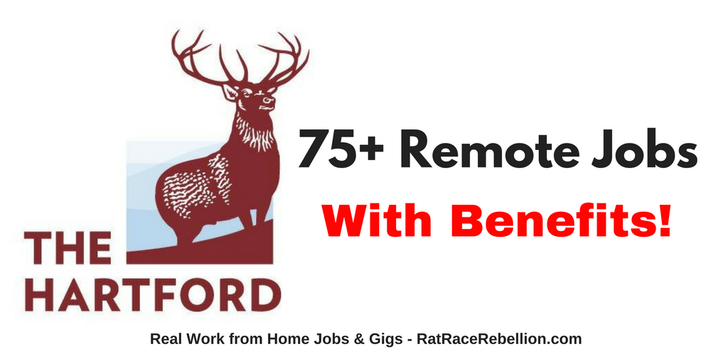 The Hartford At Work >> 75 Remote Jobs With The Hartford With Benefits Work From Home