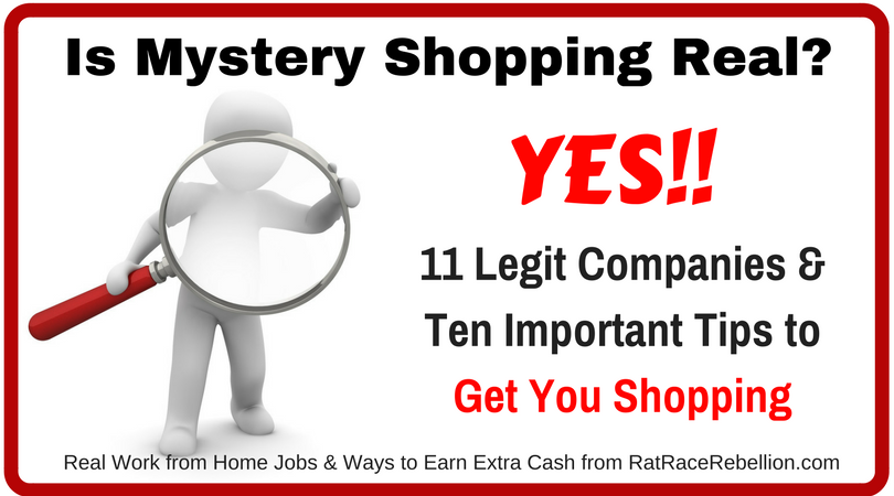 11 Legit Companies & Ten Important Tips to Get You Shopping