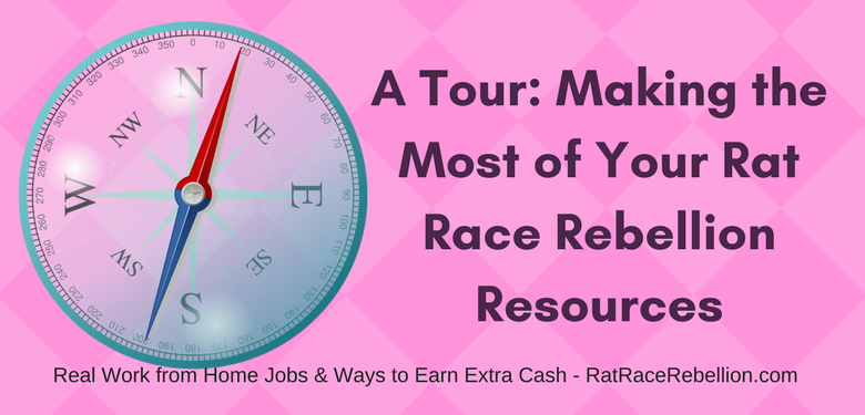 A Tour: Making the Most of Your Rat Race Rebellion Resources