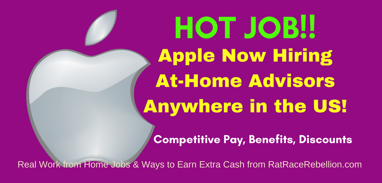 Apple At Home Advisors - Work from Home