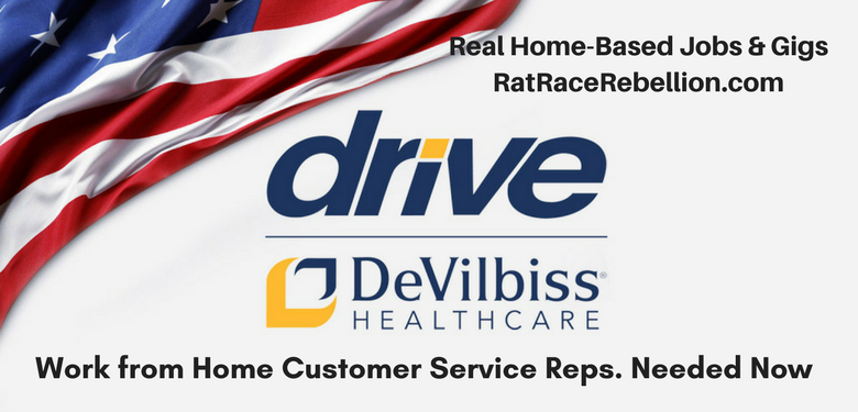 Work From Home Jobs At Drive DeVilbiss Healthcare Open Now