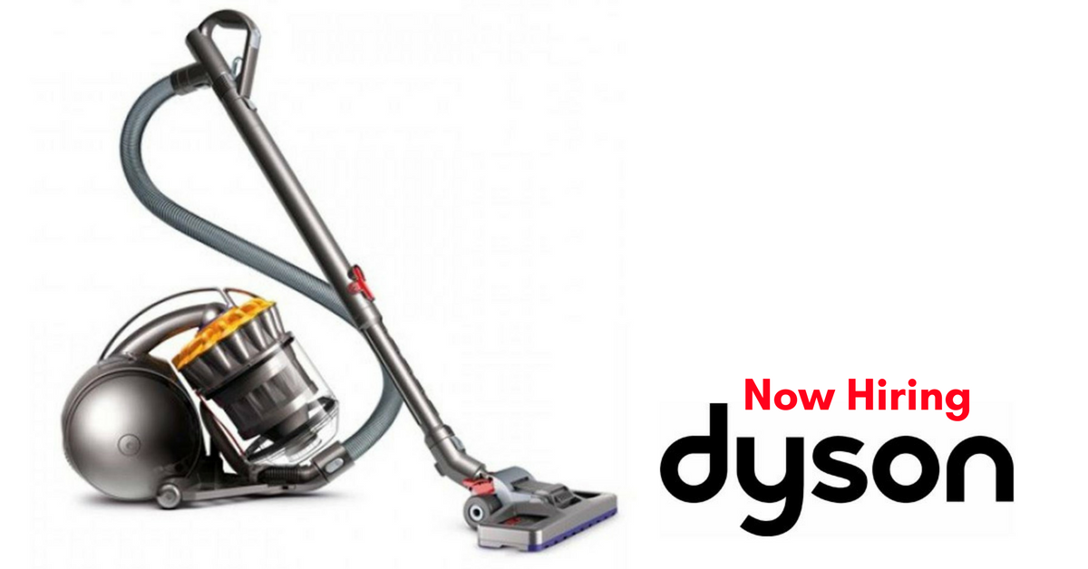 Work from Home for Dyson