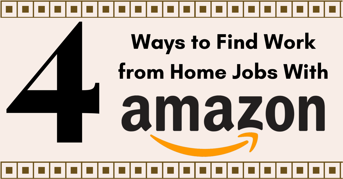 Amazon Archives Work From Home Jobs By Rat Race Rebellion