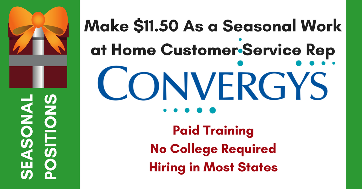 work from home customer service jobs in georgia make 11 50 as a seasonal work at home customer service 248