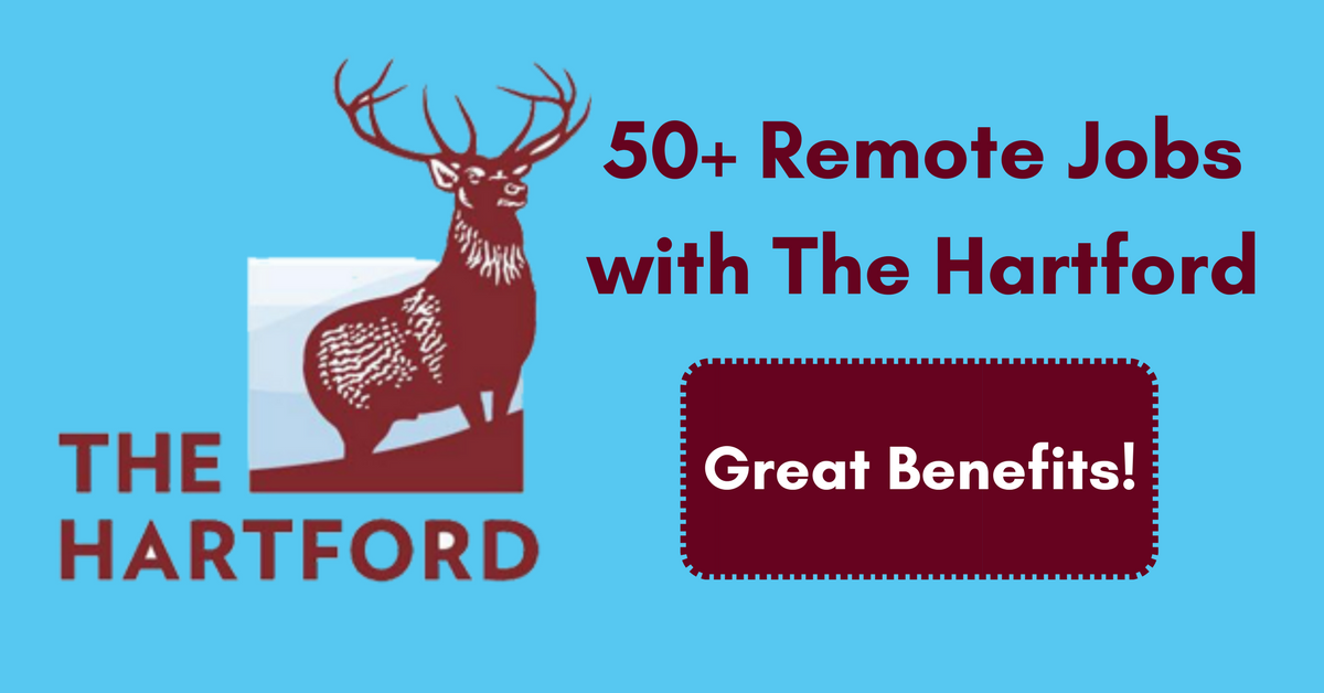 The Hartford Com >> Work From Home For The Hartford 50 Remote Jobs Open Now Work