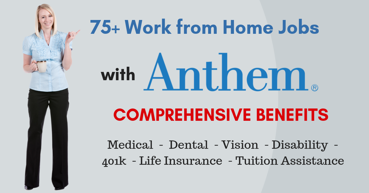 Anthem Archives - Work From Home Jobs by Rat Race Rebellion