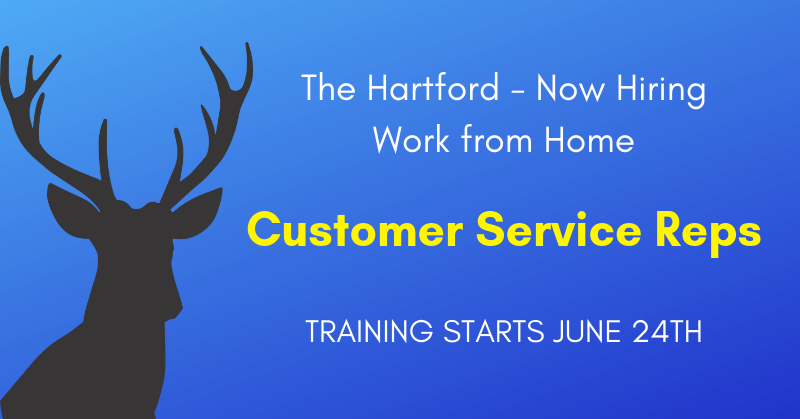 The Hartford Com >> Work From Home Customer Service Reps The Hartford Is