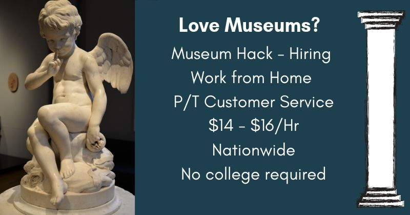 Nationwide Customer Service >> Museum Hack Seeks Customer Service And Scheduling Rep S