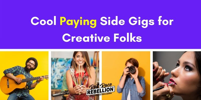 side gigs for artists