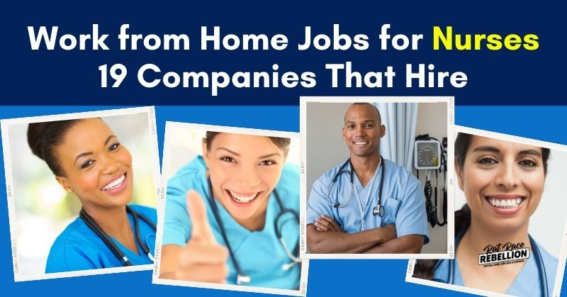 work from home nurses