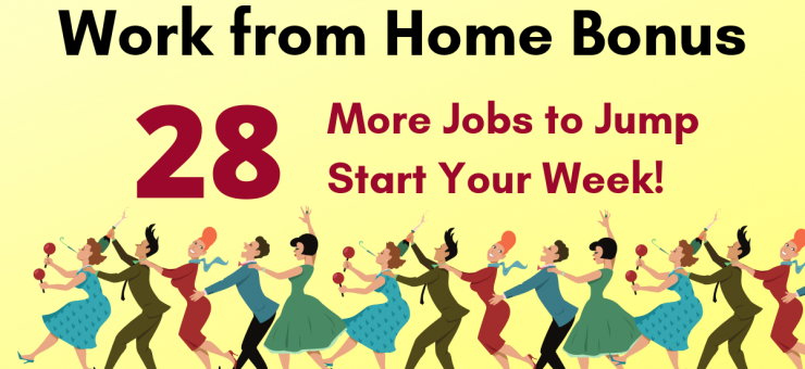 Newest Daily Jobs & Ways to Earn Extra Cash - Real Work From Home ...