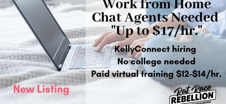 Newest Daily Jobs & Ways to Earn Extra Cash - Work From Home