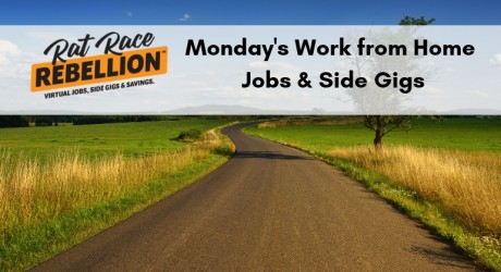 Home - Work From Home Jobs by Rat Race Rebellion