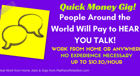 chat line jobs from home